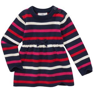 Baby Pullover in Ringel-Optik