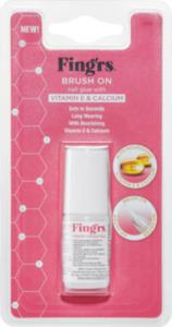 Fing'rs Nagelkleber Vitamin E & Calcium Infused Ultra Quick Brush On Glue