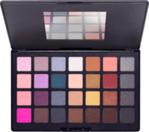 essence cosmetics Lidschatten EYE just wanna have fun! big eyeshadow palette mehrfarbig