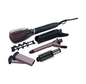 Vitalmaxx Multifunktions-Haarstyler mit verschiedenen Aufsätzen