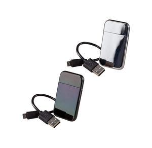 Easymaxx USB-Feuerzeug mit Glühspirale