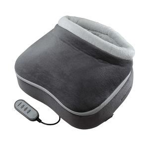 Vitalmaxx 2-in1-Shiatsu-Massage-Gerät für Rücken und Füße