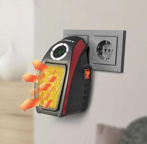 Easymaxx Mini-Heizung mit Timer
