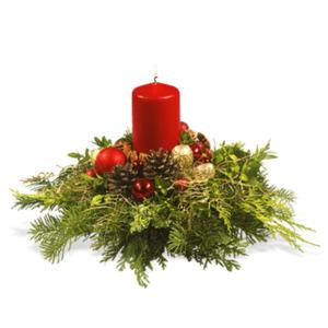 Adventszeit - Fleurop Adventsgesteck