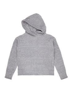 Mädchen Pullover mit Kapuze