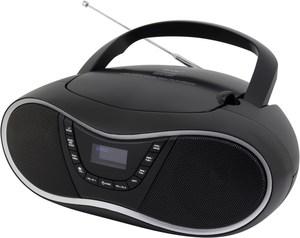 soundmaster SCD1990SW Radiorekorder mit CD
