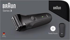 Braun 300s Series 3 Geschenkset Rasierer schwarz
