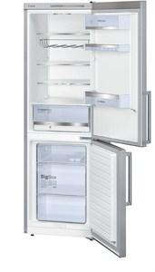 Bosch KGV36EL30 Kühl-Gefrier-Kombination edelstahl-optik / A++