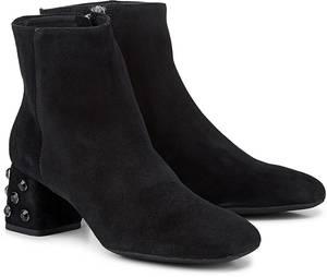 Stiefelette Seyla von Geox in schwarz für Damen. Gr. 36,37,38,39,40,41