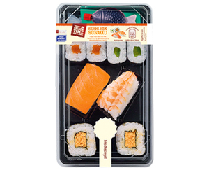 SNACK TIME Sushi-Box*