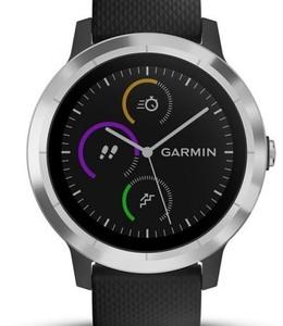 Garmin Smart Watch vivoactive 3 schwarz