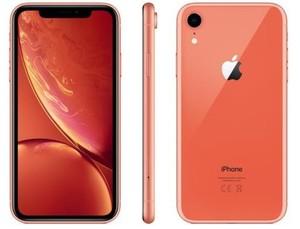Apple iPhone Xr 64GB ,  64GB, koralle