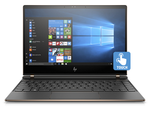 "HP Spectre 13-af000ng 13,3"" Full-HD IPS, Intel Core i5-8250U, 8GB RAM, 256GB SSD, Windows 10"