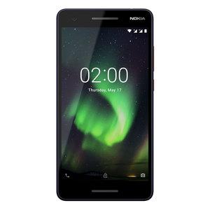"Nokia 2.1 8GB Dual-SIM Blau/Kupfer [13,97cm (5,5"") IPS LCD Display, Android 8.1, 8MP Hauptkamera]"