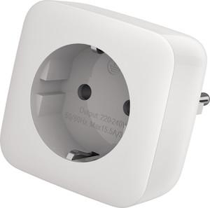 Telekom Magenta SmartHome Funk-Schalt- und Messsteckdose 3680W, DECT