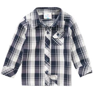 Baby Hemd im Karo-Design