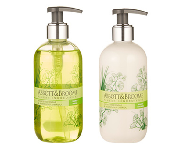 ABBOTT & BROOME Handseife oder Handlotion