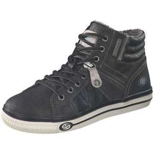 Dockers Sneaker High Damen schwarz