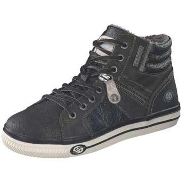 Von Sneaker Damen Dockers High Schuhcenter Schwarz Siemes 8nvmyNO0w