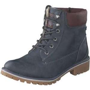 Bruno Banani Winter Boots Damen blau