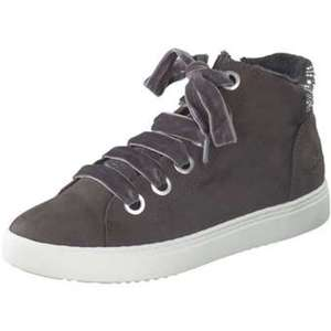 Tom Tailor Hightop Sneaker Damen grau