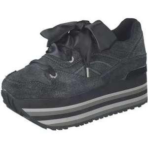 Apepazza Plateau Sneaker Damen grau
