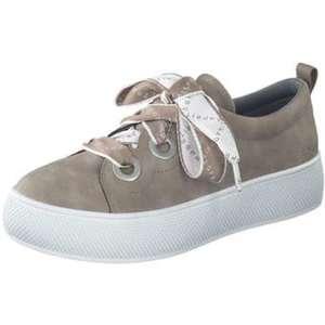 Esprit Plateau Sneaker Damen beige