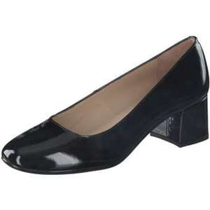Unisa Pumps Damen schwarz