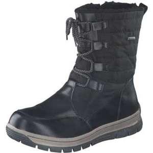Sylvine Winter Boots Damen schwarz