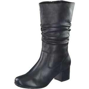 Leone Comfort Elfi Stiefel Damen schwarz