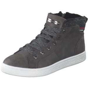 Tom Tailor Hightop Sneaker Damen grau