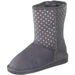Inspired Winter Boots Mädchen grau