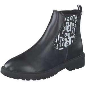 Barbarella Chelsea Boot Damen schwarz