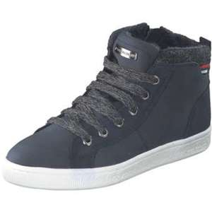 Tom Tailor Hightop Sneaker Damen blau