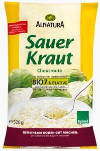 Alnatura Bio Sauerkraut 520 g