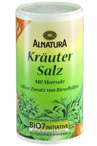 Alnatura Bio Kräutersalz mit Jod 200 g