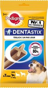 Pedigree Dentastix für kleine Hunde 7 Stk