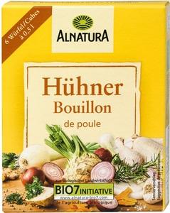 Alnatura Bio Hühner Bouillon 6x 11 g