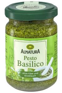 Alnatura Bio Pesto Basilico 130 g