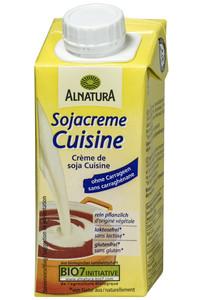 Alnatura Bio Sojacreme Cuisine 200 ml