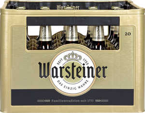 WARSTEINER Premium Pils