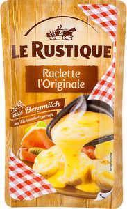 LE RUSTIQUE Raclette Käsescheiben