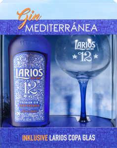 LARIOS Premium Gin Mediterranea
