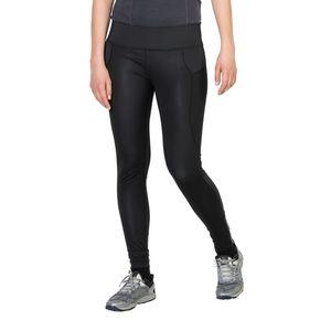 Jack Wolfskin Sporthose Frauen Gravity Flex Tights Women XL schwarz