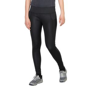 Jack Wolfskin Sporthose Frauen Gravity Flex Tights Women M schwarz