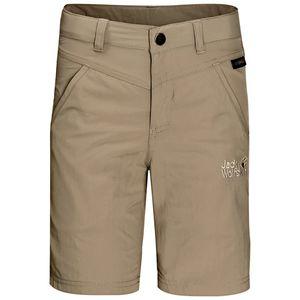 Jack Wolfskin Shorts Kinder Sun Shorts Kids 92 braun