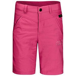 Jack Wolfskin Shorts Kinder Sun Shorts Kids 140 violett