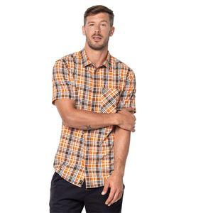 Jack Wolfskin Hemd Saint Elmos Shirt Men S braun