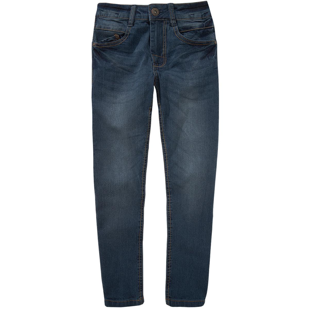 Bild 1 von Jungen Slim-Jeans mit verstellbarem Bund