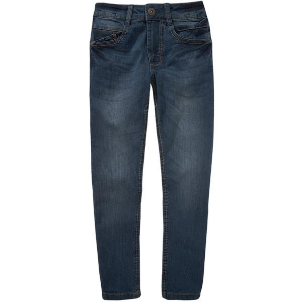 Jungen Slim-Jeans mit verstellbarem Bund